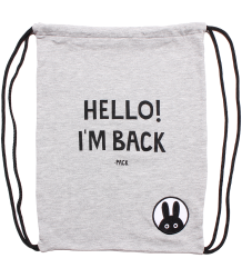 Miniwilla Hello Gym Bag Miniwilla Hello Gym Bag