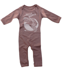 Lion of Leisure Baby One-Piece Suit TORTOISE  Lion of Leisure Baby One-Piece Suit Tortoise taupe