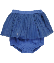 Stella McCartney Kids Honey Rok STIP Baby Stella McCartney Kids Honey Rok STIP Baby blue
