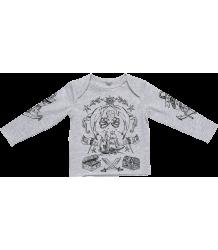 Stella McCartney Kids Buster T-shirt TATOO Stella McCartney Kids Buster T-shirt TATOO