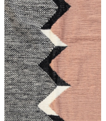 Anatology Deken door Marawilla Wool Anatology Blanket by Marawilla Wool