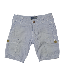 American Outfitters Cargo Striped Bermudas - OUTLET American Outfitters Cargo Striped Bermudas