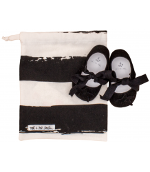Noé & Zoë Baby Shoes Noe & Zoe Baby shoes black suede