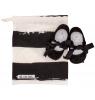 Noé & Zoë Baby Schoentjes Noe & Zoe Baby shoes black suede