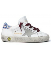 Golden Goose Superstar Golden Goose Superstar white   leopard
