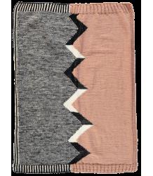 Blanket by Marawilla Wool Anatology Deken door Marawilla Wool handknitetd