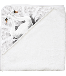 Hooded Bath Towel - LIMITED EDTION Anatology Hooded Bath Towel swan