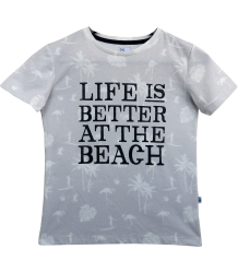 Kalei Tee The Future is Ours Kalei Tee Life is better at the beach