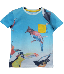 The Future is Ours Toucan Tee The Future is Ours Tropicale Tee vogels