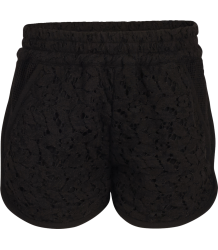 Little Remix Fiona Lace Shorts Little Remix Fiona Shorts black lace