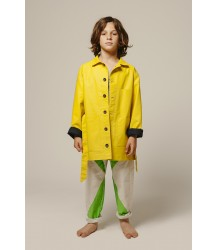 The Animals Observatory Lion - Leather Yellow Fisher Coat The Animals Observatory Lion - Leather Yellow Fisher Coat