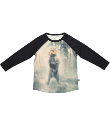 Stella McCartney Kids Max T-shirt MYSTIC YETI Stella McCartney Kids Max T-shirt MYSTIC YETI