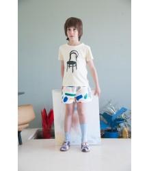 Bobo Choses Short Sleeve T-shirt THONET Bobo Choses T-shirt korte mouw THONET