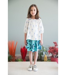 Bobo Choses Blouse Buttons PAINTERS Bobo Choses Blouse Knoopjes KUNSTENAARS