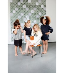 Ruby Tuesday Kids Mathilde - Sweat Streep Korte Mouw Miss Ruby Tuesday Mathilde - Sweat Streep Korte Mouw