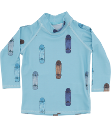 Soft Gallery Baby Astin Swim Shirt SKATE Soft Gallery Baby Astin Zwem Shirt skate aop