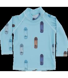 Soft Gallery Baby Astin Zwem Shirt SKATE Soft Gallery Baby Astin Zwem Shirt skate aop