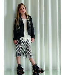 Little Remix Tilt Graphic Skirt Little Remix Tilt Graphic Rok