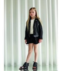 Fiona Lace Shorts Little Remix Fiona Shorts black lace