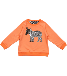 Filemon Kid Reversible Sweatshirt Tapir Filemon Kid Reversible Sweatshirt Tapir