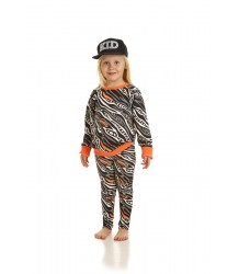 Filemon Kid Legging Tapir Patroon Filemon Kid Legging Tapir pattern