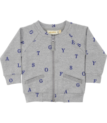 Soft Gallery Shay Baby Sweat Jacket LETTERS Soft Gallery Shay Baby Sweat Jacket LETTERS