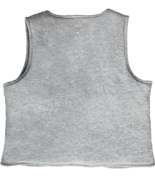 Gray Label Gilet Gray Label Gilet grijs melange