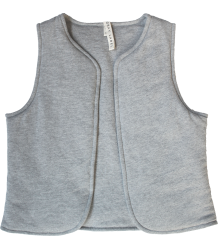 Gray Label Gilet Gray Label Gilet grijs melange