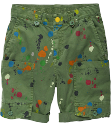 Stella McCartney Kids Pine Short SPLAT Stella McCartney Kids Short SPLAT
