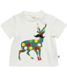 Stella McCartney Kids Chuckle Tee HERT Stella McCartney Kids Chuckle Tee HERT