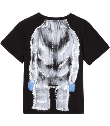 Stella McCartney Kids Arlo T-shirt YETI Stella McCartney Kids Arlo T-shirt YETI