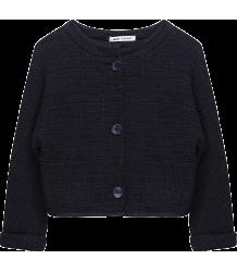 Ruby Tuesday Kids Pernilla - Short Jacket Miss Ruby Tuesday Pernilla - Short Jacket blue graphite
