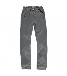 Finger in the Nose Longbeach Woven Denim Jogg Pants Finger in the Nose Longbeach Woven Denim Jogg Pants grey