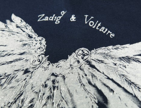 Zadig & Voltaire Kids Tee Boxer