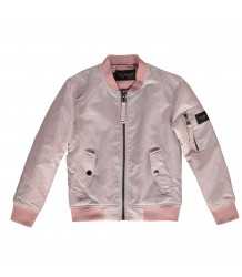 Finger in the Nose Buddy Bomber Jacket Finger in the Nose Buddy Bomber Jacket dusty pink