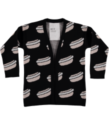 Caroline Bosmans Hot Dog Cardigan Caroline Bosmans Hot Dog Cardigan