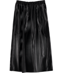 Caroline Bosmans Amino Acid Skirt PERFORATED Caroline Bosmans Splendens Skirt black