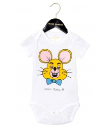 Mini Rodini SS Body MUIS Mini Rodini SS Body MOUSE