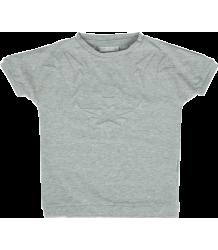 Fo T-shirt Ine de Haes Fo T-shirt fog gray