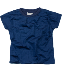 Fo T-shirt CRACKLE Ine de Haes Fo T-shirt CRACKLE indigo