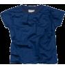 Fo T-shirt CRACKLE Ine de Haes Fo T-shirt CRACKLE indigo