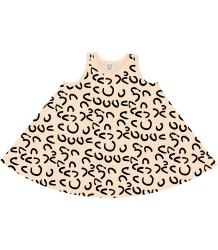 Beau LOves Racer Circle Dress MODERN LEOPARD Beau LOves Racer Circle Dress MODERN LEOPARD