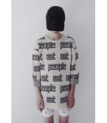 Caroline Bosmans Eat People Jumper Caroline Bosmans Eat People Jumper