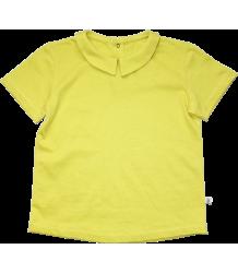 Repose AMS T-shirt met Kraag Repose AMS T-shirt met Kraag canary yellow