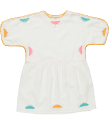 Stella McCartney Kids Jurk Feston Stella McCartney Kids Jurk Feston Steek
