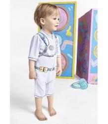 Stella McCartney Kids Sonny Baby Swimwear All in One Stella McCartney Kids Sonny Baby Zwem Suit