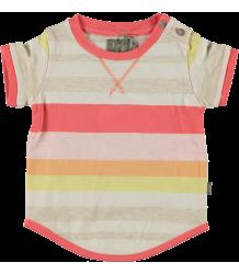 Kidscase Mikey Organic Baby T-Shirt Kidscase Mikey Organic Baby T-Shirt pink