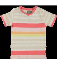 Kidscase Mikey Organic T-Shirt Kidscase Mikey Organic T-Shirt pink