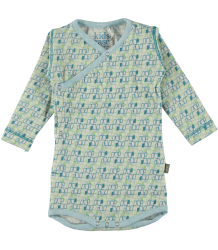 Kidscase Otto Organic NB Body Kidscase Otto Organic NB Body light blue
