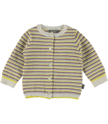 Kidscase Bonnie NB Cardigan Kidscase Bonnie NB Cardigan yellow off-white